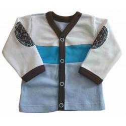 Kabátek ovál - kód 204