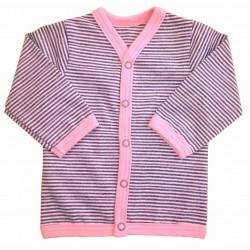 Kabátek pásek holka - kód 225