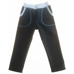 Kalhoty Softshell černé - kód 5004