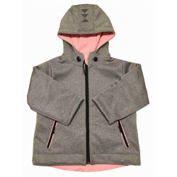 Softshell bunda melír holka - kód 5137