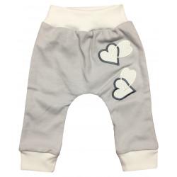 Kalhoty Majda Buggy-srdíčka- kód 0408