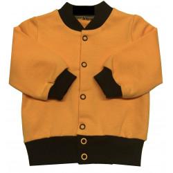 Mikina oranžová - kód 9044